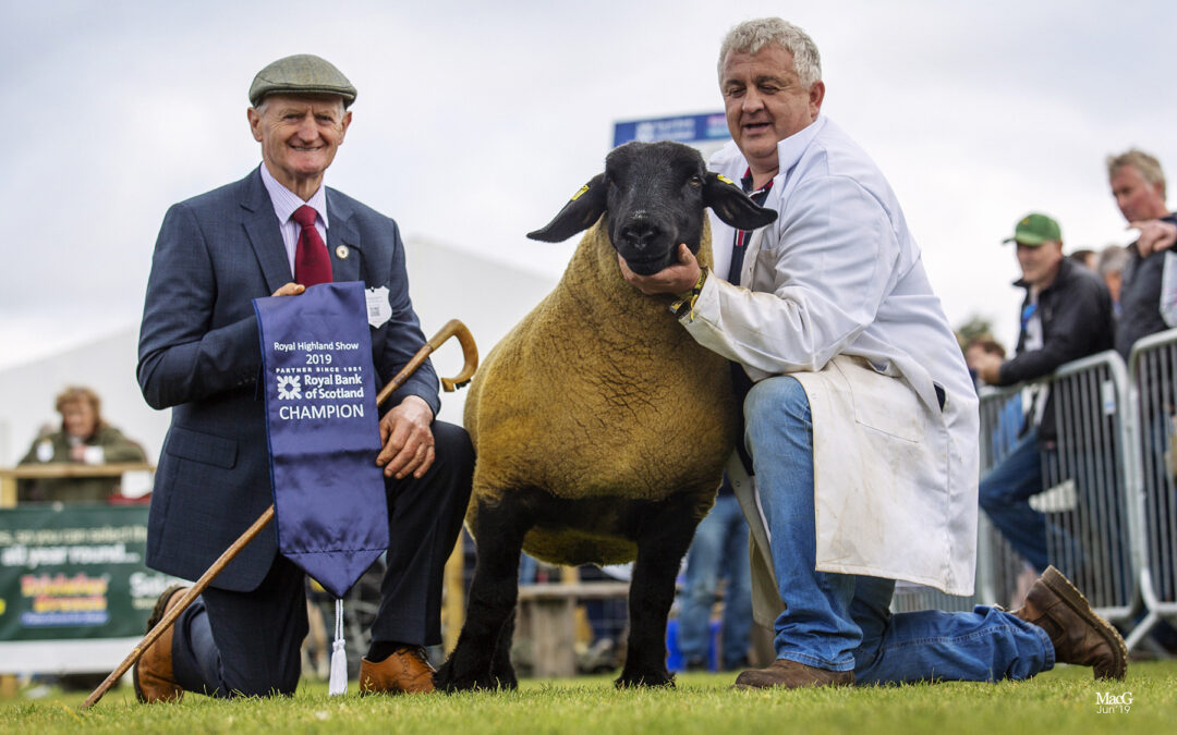 Royal Highland Show –  2019