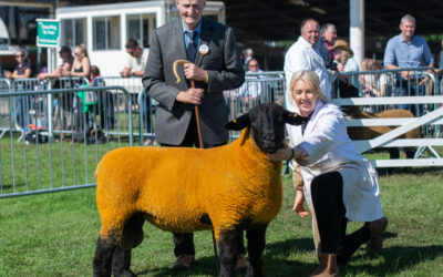 Great Yorkshire Show –  2021